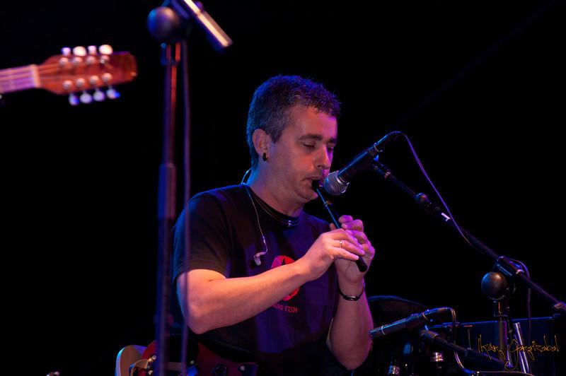 Ruaille Buaille in concert, Barakaldo 2011