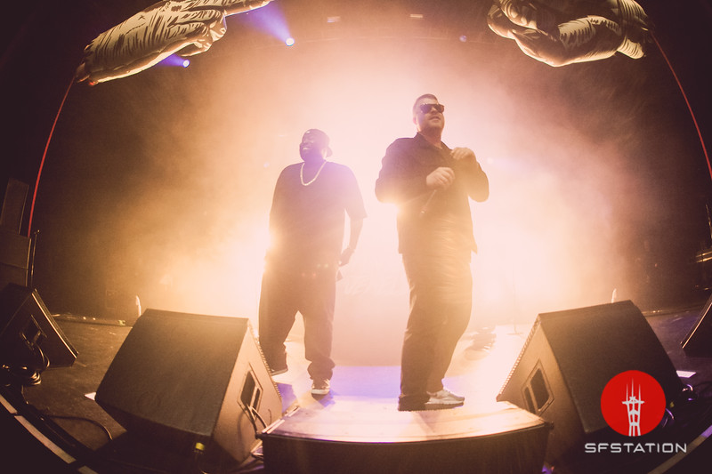 Run the Jewels, Feb 3, 2017 at Fox Theater