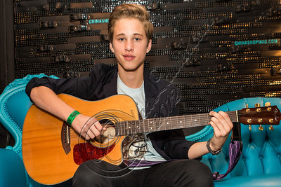 WEST HOLLYWOOD, CA - SEPTEMBER 02:  Singer Ryan Beatty poses backstage at The Roxy Theatre on September 2, 2012 in West Hollywood, California.  (Photo by Chelsea Lauren/WireImage)