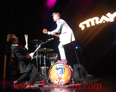 The Stray Cats - Brian Setzer & Slim Jim Phantom