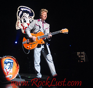 The Stray Cats - Brian Setzer