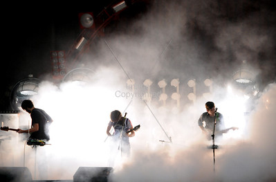 Star Death and white dwarfs, Atlanta, Chastain park, 2009, Concert.