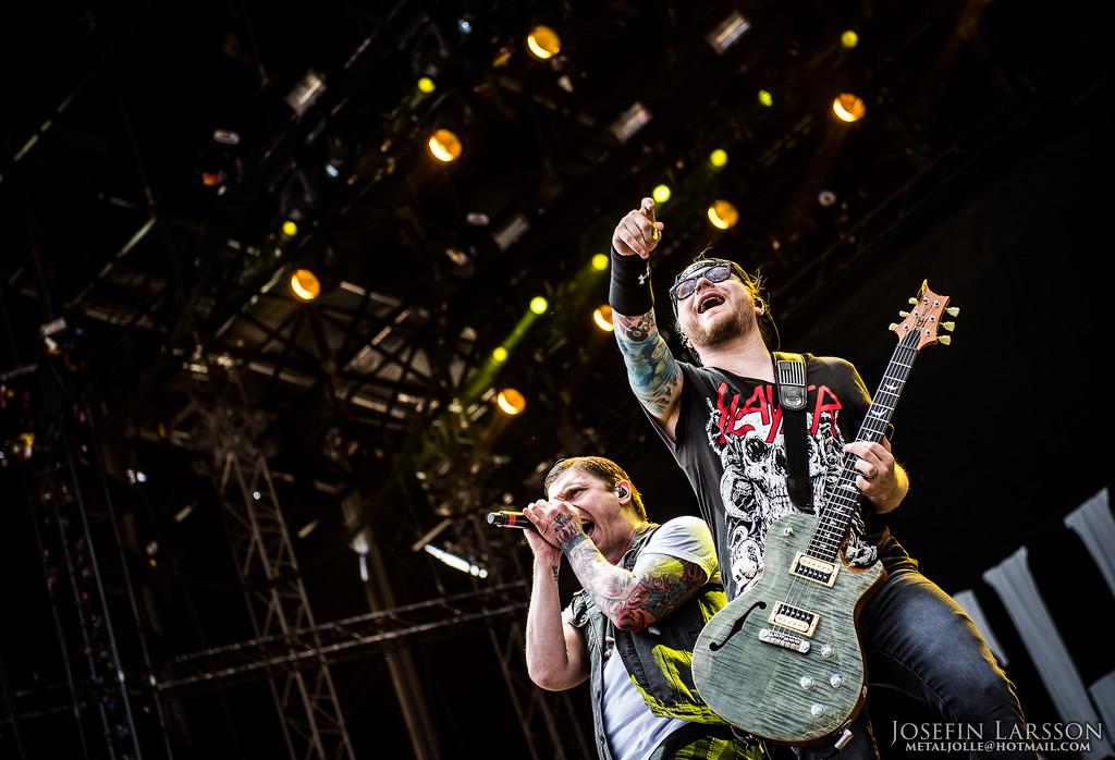 Shinedown - Sweden Rock Festival 2016