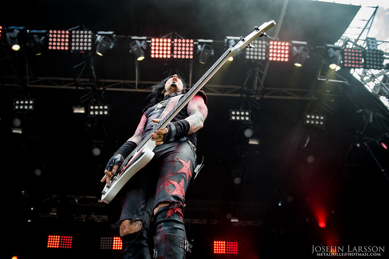 SIXX AM - Sweden Rock 2016