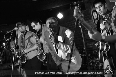 SKAmania Holiday Extravaganza Featuring Pat Kelly & The Clarendonians - The Delirians - Chris Murray - and The Steady 45s - at Los Globos - Los Angeles, CA - December 7, 2013