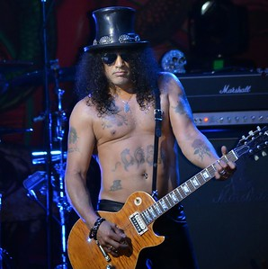 SLASH IN ATLANTIC CITY NJ