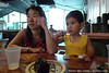 Livia Sohn and son, Jack, at the CoHo (photo: Eric Cheng)