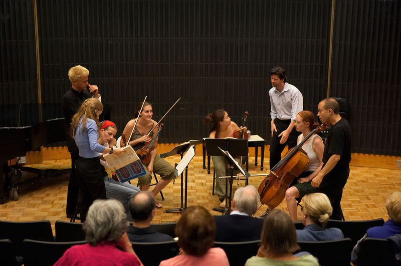 Masterclass: Cecilia Quartet, from Toronto