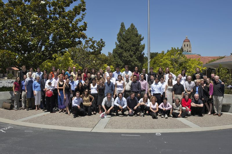 SLSQ Workshop 2005 Group Photo