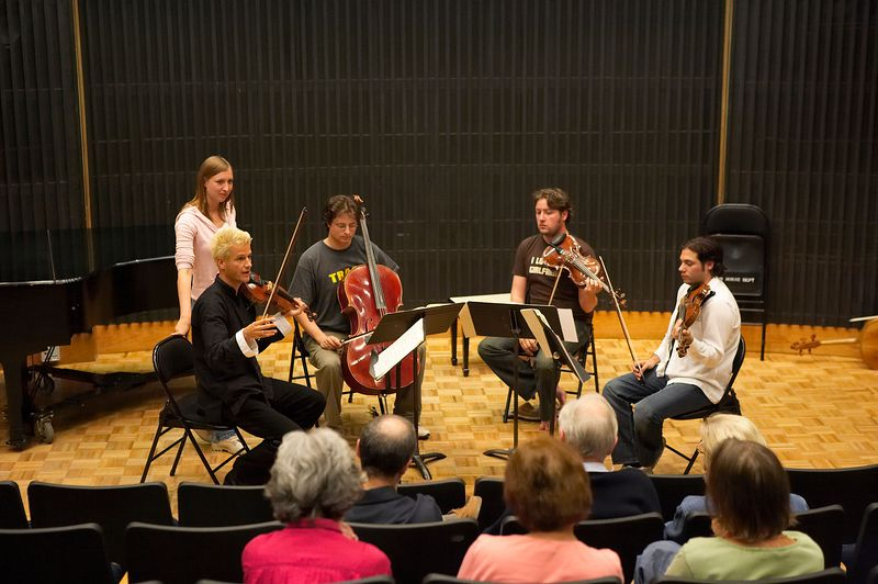 Masterclass: Matangi Quartet, from Holland