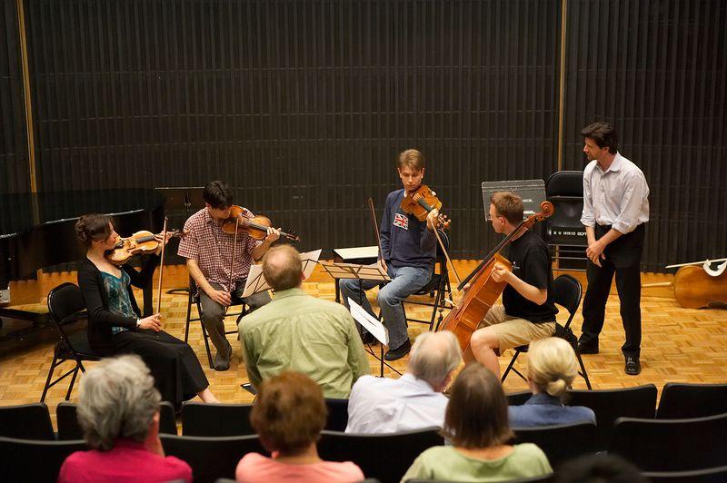 Masterclass: Tokai Quartet, from Toronto