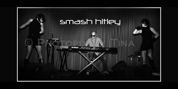Smash Hitley's Rock and Roll Circus at The Drake with the Smash Hitley's dancers   ... http://www.youtube.com/user/smashhitley September 7, 2010