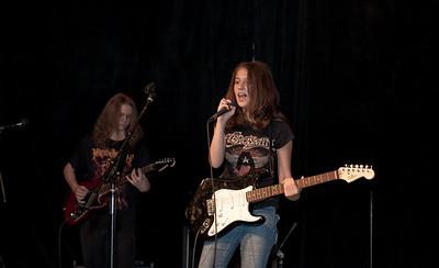 School of Rock Grunge 10/3/09