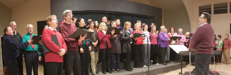 Singing The Chorus