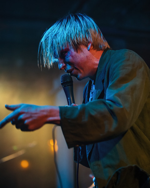 MOKB Presents SWMRS at the Deluxe in the Old National Centre in Indianapolis, Indiana. Photo by Tony Vasquez for Entranced Media.