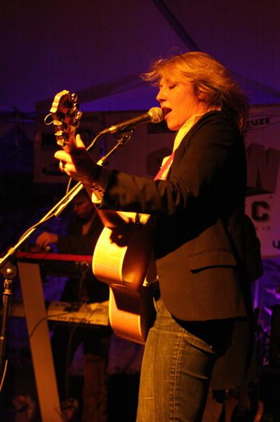 Martha Wainwright plays Club DeVille in Austin Texas for SXSW 2008