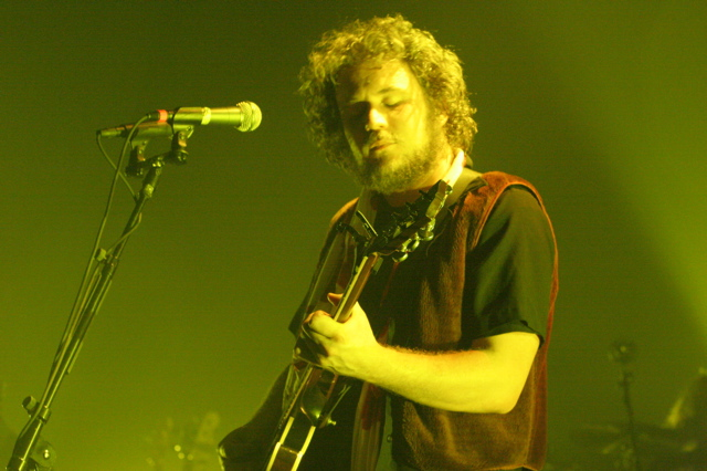 My Morning Jacket at the Austin Music Hall for SXSW 2008