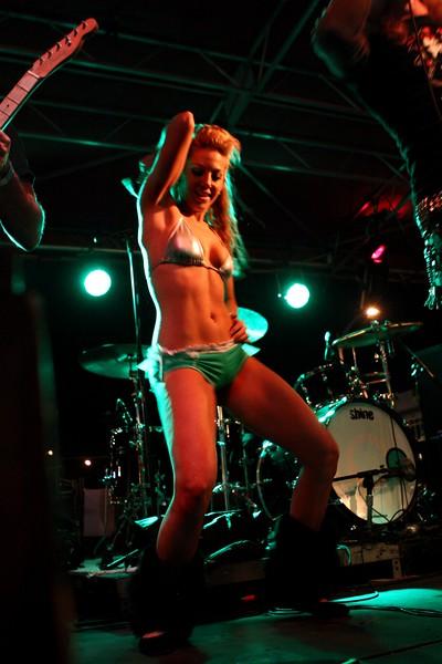 Fly girl with Broken Teeth @ Texas Rockfest, 3/18/10.