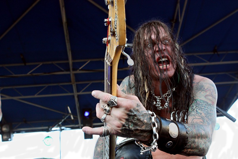 Billy Velvet. Crank County Daredevils @ Texas Rockfest, 3/17/10.