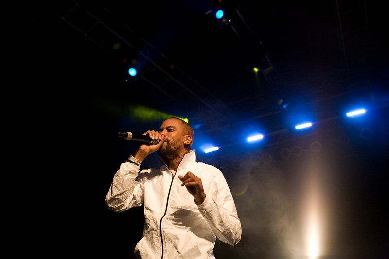 stic.man of Dead Prez at Austin Music Hall<br /> <br /> 3/21/2009