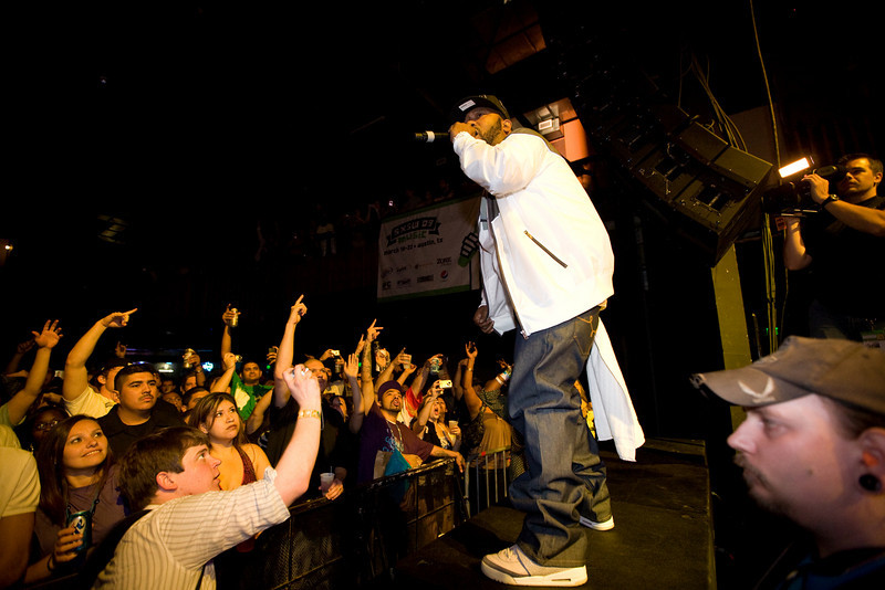 Bun B at Austin Music Hall<br /> 3/21/2009