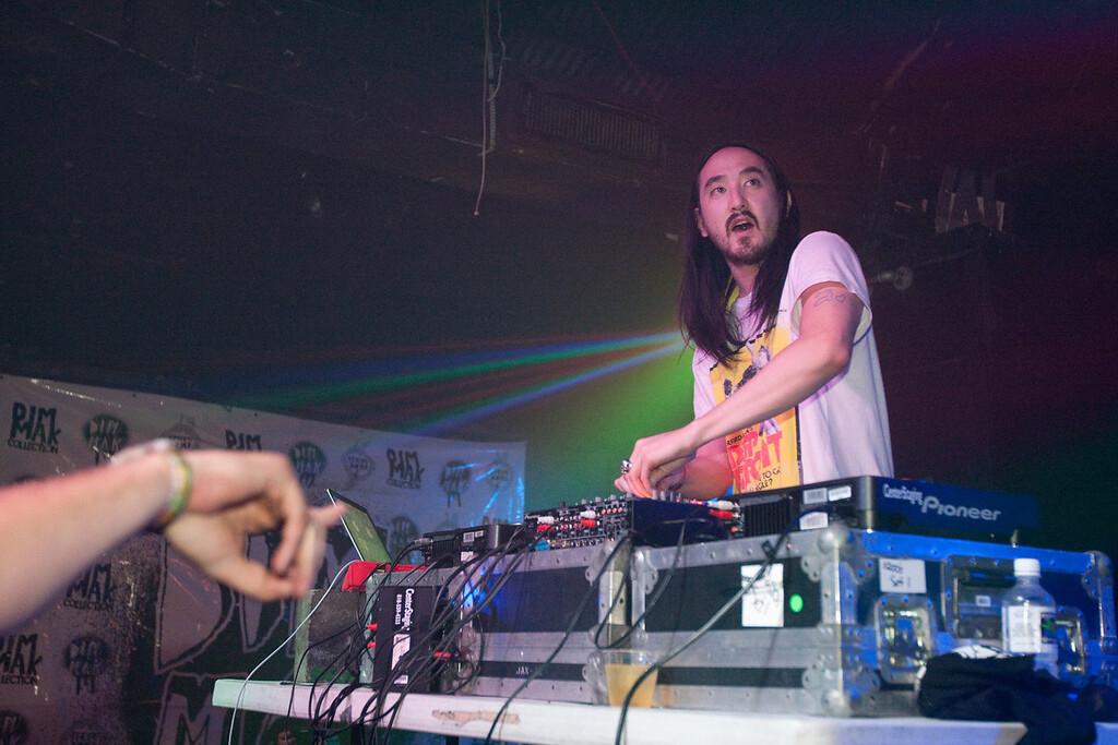DJ Steve Aoki<br /> <br /> Elysium<br /> SXSW 2010