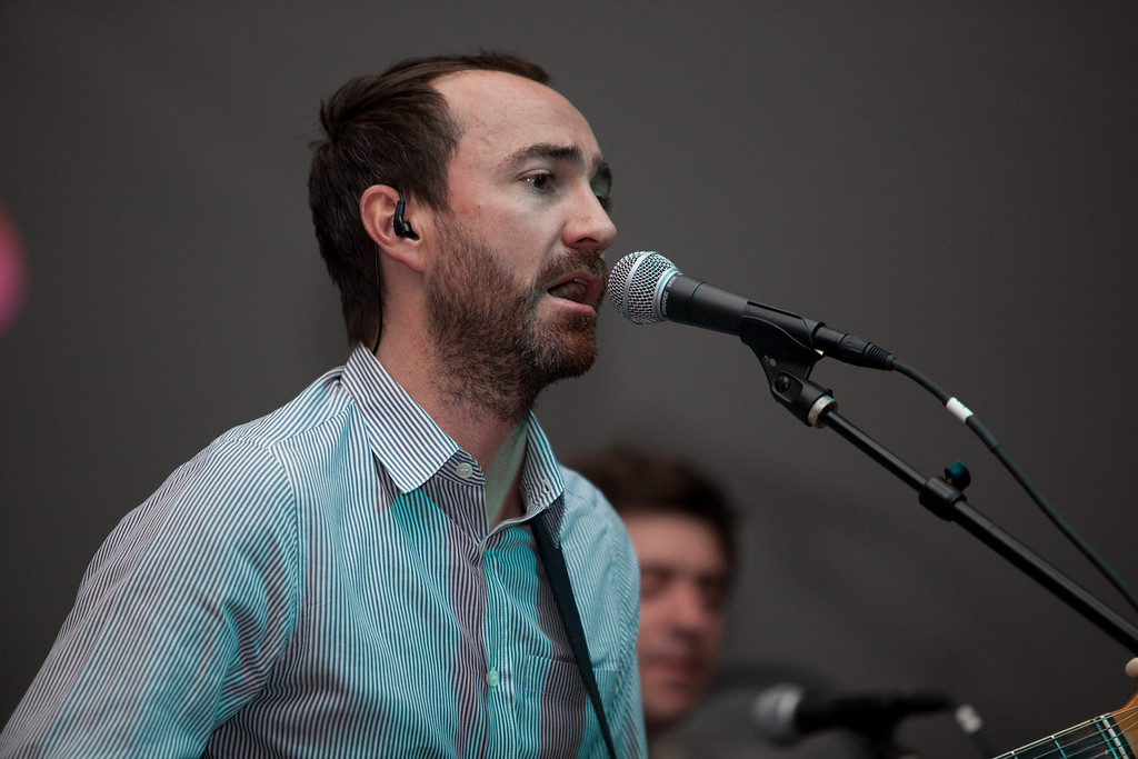 James Mercer of Broken Bells<br /> <br /> <br /> Dickies Sounds @ Lustre Pearl<br /> SXSW 2010