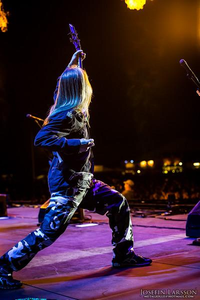 Sabaton - Sweden Rock 2016