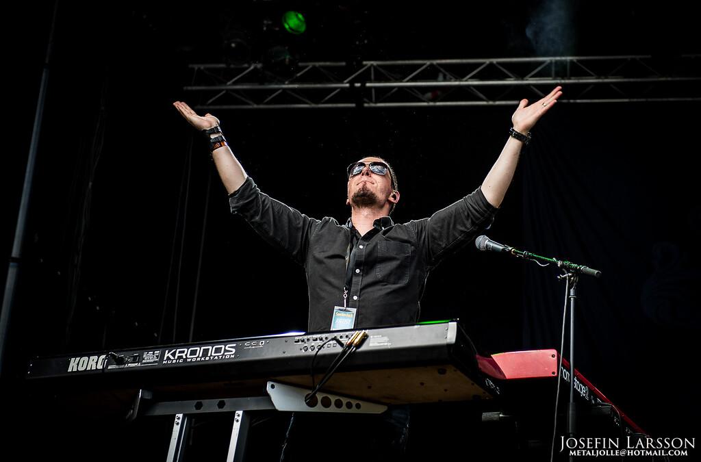 Saffire - Sweden Rock Festival 2016