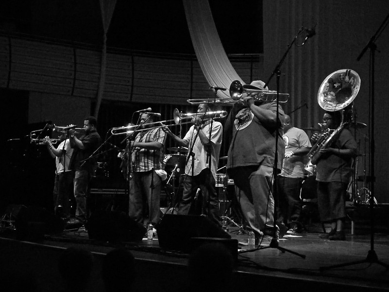 Sage Gateshead SummerTyne Americana Festival 2011 in conjunction with the Jumping Hot Club.