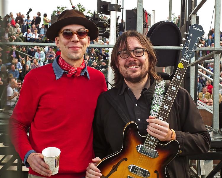 Justin Townes Earle & Chris Scruggs
