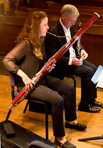 And elise Wagner, Bassoon