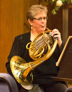 Nancy Goodearl, Horn ...
