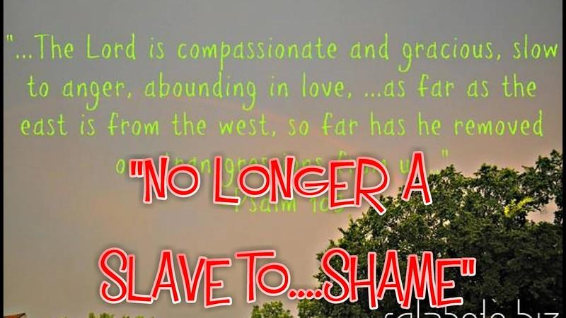 """NO longer a slave to...Shame""<br /> <a href=""https://youtu.be/gjthGCxiG28"">https://youtu.be/gjthGCxiG28</a><br /> <br /> <a href=""https://www.openbible.info/topics/guilt_and_shame"">https://www.openbible.info/topics/guilt_and_shame</a><br /> <br /> <br /> <a href=""https://creativemusicartsy.wordpress.com/2016/08/16/music-parody-no-longer-slave-to-shame/"">https://creativemusicartsy.wordpress.com/2016/08/16/music-parody-no-longer-slave-to-shame/</a><br /> <br /> <a href=""http://smu.gs/1MFJu0K"">http://smu.gs/1MFJu0K</a>"