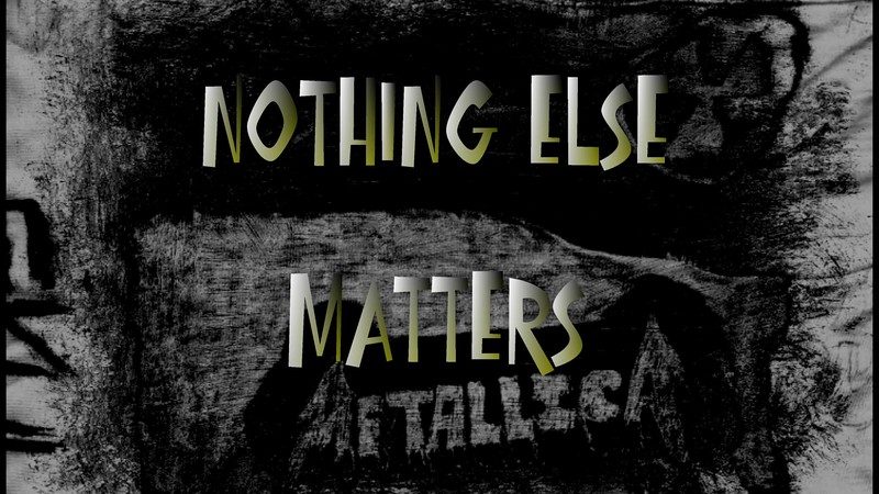 """Nothing Else Matters' (originally by Metallica) by ""Crazy lil' Sal""<br /> <a href=""https://youtu.be/ARn-5UrZvPY"">https://youtu.be/ARn-5UrZvPY</a><br /> <br /> <a href=""https://creativemusicartsy.wordpress.com/2016/08/29/music-karaoke-nothing-else-matters-originally-by-metallica-by-crazy-lil-sal/"">https://creativemusicartsy.wordpress.com/2016/08/29/music-karaoke-nothing-else-matters-originally-by-metallica-by-crazy-lil-sal/</a><br /> <br /> instagram"