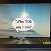 "Who You Say I Am (Oct5th19)<br /> <a href=""https://youtu.be/QA1Yxy-u-cs"">https://youtu.be/QA1Yxy-u-cs</a><br /> <br /> <a href=""https://creativemusicartsy.wordpress.com/2019/10/06/music-karaoke-who-you-say-i-am-originally-by-hillsong-by-crazy-lil-sal/"">https://creativemusicartsy.wordpress.com/2019/10/06/music-karaoke-who-you-say-i-am-originally-by-hillsong-by-crazy-lil-sal/</a><br /> <br /> #creativemusicartsy<br /> <a href=""https://www.instagram.com/creativemusicartsy/"">https://www.instagram.com/creativemusicartsy/</a><br /> or<br /> <a href=""https://www.instagram.com/p/B3QvpMmlyZ3/"">https://www.instagram.com/p/B3QvpMmlyZ3/</a><br /> <br /> <a href=""https://salphotobiz.smugmug.com/Weather/Day-Time-Sky/i-D3hDLPP?fbclid=IwAR3wHl0Yn6UFr9tV7kEdxORZjy0mbRh9CJ9WSRkve61N2e6CBTT1uSFLWcE"">https://salphotobiz.smugmug.com/Weather/Day-Time-Sky/i-D3hDLPP?fbclid=IwAR3wHl0Yn6UFr9tV7kEdxORZjy0mbRh9CJ9WSRkve61N2e6CBTT1uSFLWcE</a>"
