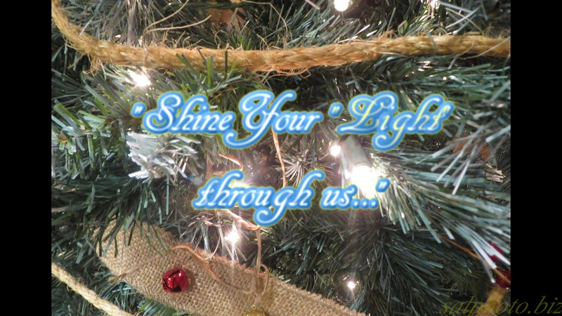 """""""Shine your """"light"""" through each of us""""<br /> <a href=""""https://youtu.be/v1oZtN7HBag"""">https://youtu.be/v1oZtN7HBag</a><br /> <br /> <a href=""""https://creativemusicartsy.wordpress.com/2017/01/09/music-new-song-shine-your-light-through-each-of-us/"""">https://creativemusicartsy.wordpress.com/2017/01/09/music-new-song-shine-your-light-through-each-of-us/</a><br /> <br /> <a href=""""https://salphotobiz.smugmug.com/Holidays/Christmas/Christmas-in-the-United-States/i-SHz5WWk"""">https://salphotobiz.smugmug.com/Holidays/Christmas/Christmas-in-the-United-States/i-SHz5WWk</a>"""