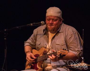 Lighnin Malcom @ Roy's Hall 11-11-16 Samatha Fish @ Roy's Hall 11-11-16