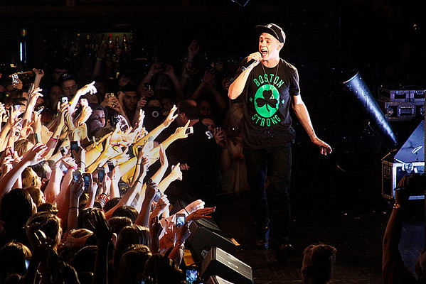 Sammy Adams in Boston - 4-25-13