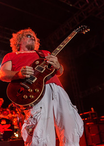 Sammy Hagar and the Wabos @ Rally On Texas (ROT) Concert