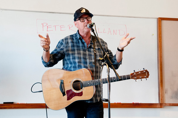 Peter Bolland @ Poway Library