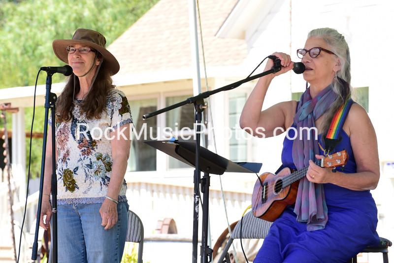 Annie Rettic & Sweet Joyce Ann