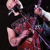 Saving Abel, Rock band from Mississippi performed at Camp Arifjan