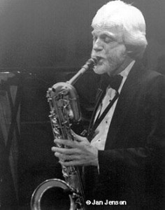 Gerry Mulligan at Monterey Jazz Festival