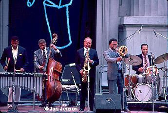 The Timeless All-Stars at Berkeley Jazz Festival 1987