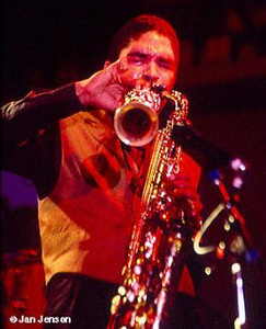 Art Porter on Hot Autumn Nights Tour with Jeff Loerber and Will Downing 1993