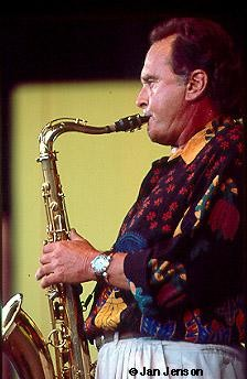 Stan Getz at Monterey Jazz Festival