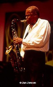 Stanley Turrentine at Monterey Jazz Festival
