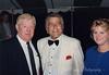 Gordon Sweeney, Tony Bennett and Wendy Steindler - 1991