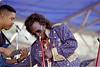 16 - Miles Davis August 1990 (w/Richard Patterson, bass)